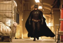 BATMAN BEGINS di Christopher Nolan