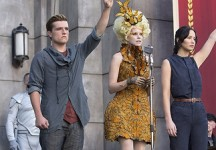Rebel rebel: HUNGER GAMES – LA RAGAZZA DI FUOCO di Francis Lawrence
